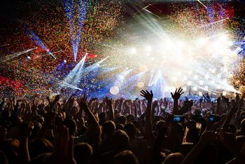 Music Festivals and Server Cabinets  – IT on the road